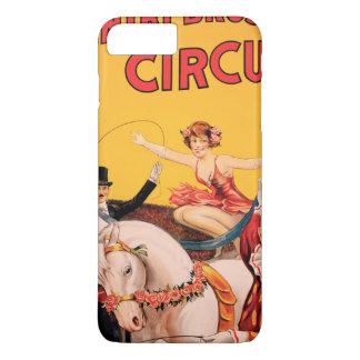 Gentry Bros. Circus iPhone 8 Plus/7 Plus Case