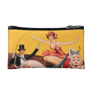 Gentry Bros. Circus Makeup Bag