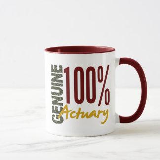 Genuine Actuary Mug