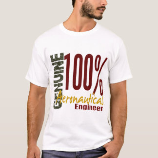 Genuine Aeronautical Engineer T-Shirt