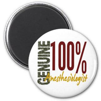Genuine Anesthesiologist 2 Inch Round Magnet