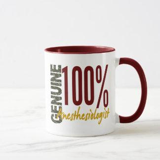 Genuine Anesthesiologist Mug