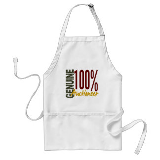 Genuine Auctioneer Adult Apron