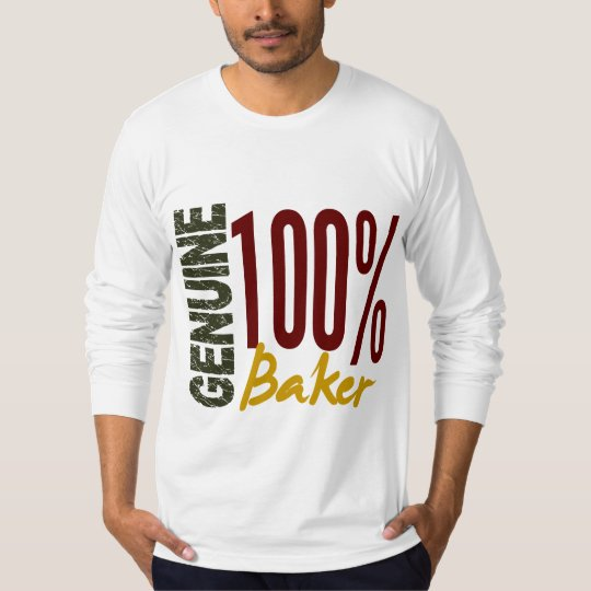 Genuine Baker T-Shirt