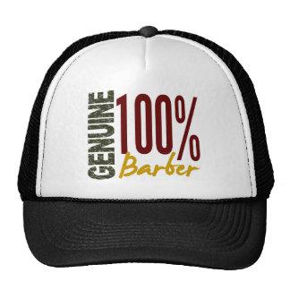 Genuine Barber Hats