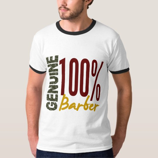 Genuine Barber T-Shirt