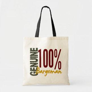 Genuine Bargeman Canvas Bags