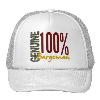 Genuine Bargeman Trucker Hats