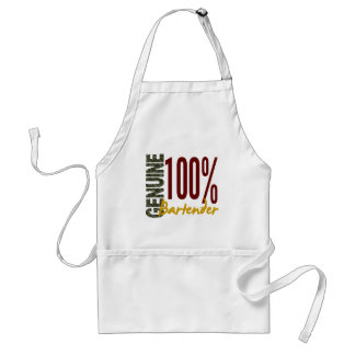 Genuine Bartender Adult Apron