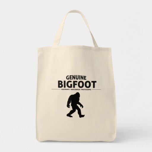 Genuine Bigfoot Bag