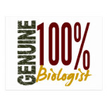 Genuine Biologist Post Card