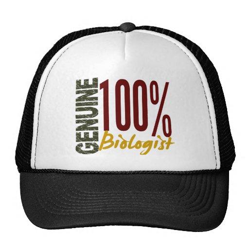 Genuine Biologist Trucker Hats