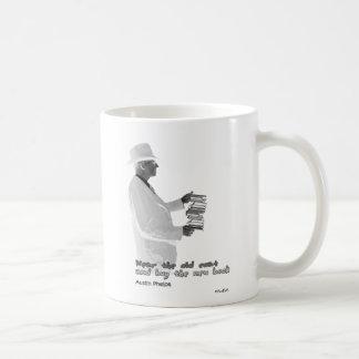 Genuine Booklover Coffee Mug
