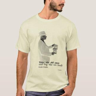 Genuine Booklover T-Shirt