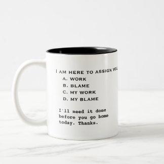 Genuine Boss's Coffee Mug