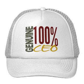 Genuine CEO Trucker Hat