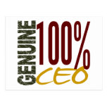 Genuine CEO Post Cards
