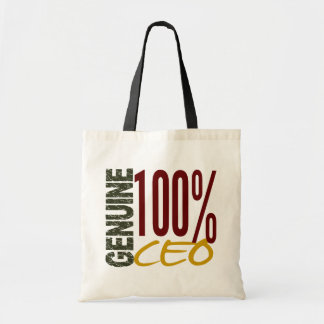 Genuine CEO Tote Bag