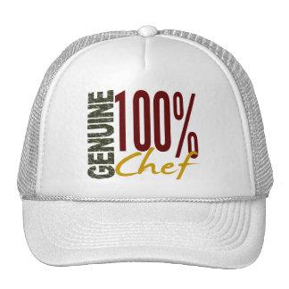 Genuine Chef Mesh Hats