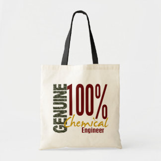 Genuine Chemical Engineer Tote Bag