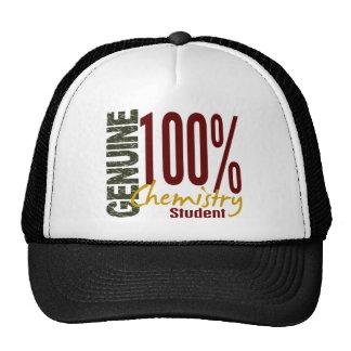 Genuine Chemistry Student Mesh Hats