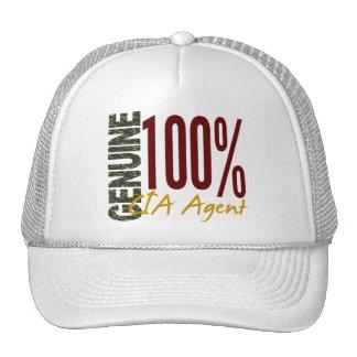 Genuine CIA Agent Hats