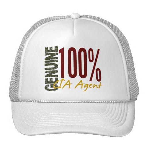 Genuine CIA Agent Trucker Hat