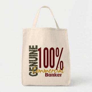 Genuine Commercial Banker Bags