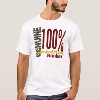 Genuine Commercial Banker T-Shirt