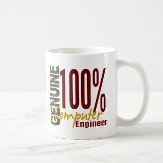 Genuine Computer Engineer Coffee Mugs