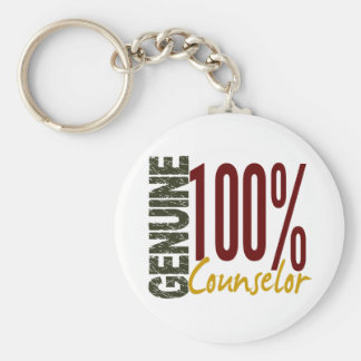 Genuine Counselor Keychain