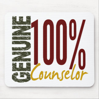 Genuine Counselor Mouse Pads