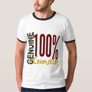 Genuine Counselor T Shirt