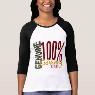 Genuine Culinary Chef T-shirt