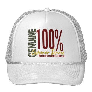 Genuine Customer Service Representative Trucker Hat