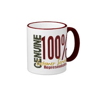 Genuine Customer Service Representative Mug