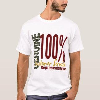 Genuine Customer Service Representative T-Shirt