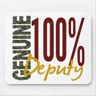 Genuine Deputy Mouse Pad
