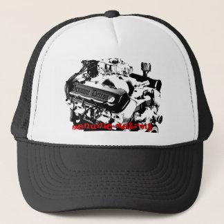 Genuine Detroit Trucker Hat