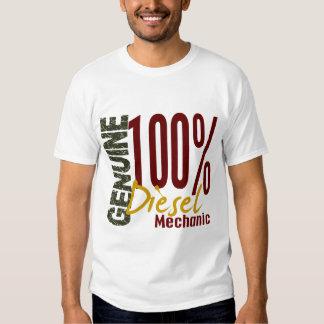 Genuine Diesel Mechanic Tee Shirt
