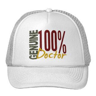 Genuine Doctor Trucker Hat