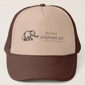 "Genuine Elephant Art ""One Lonely Bird"" Trucker Hat"