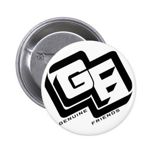 Genuine Friends Logo Button