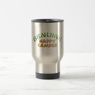 Genuine Happy Camper Travel Mug