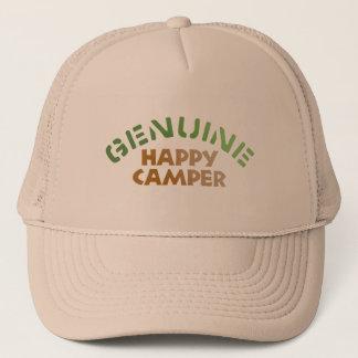 Genuine Happy Camper Trucker Hat