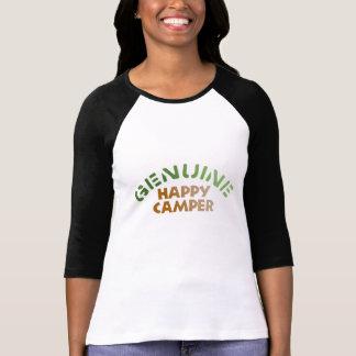 Genuine Happy Camper T-shirts