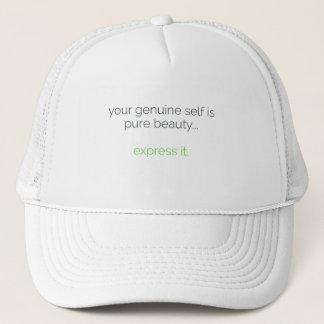 Genuine Healthy Words Hat