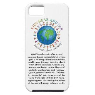 Genuine KNAF iPhone 5 Case