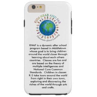 Genuine KNAF iPhone 6 Tough Case