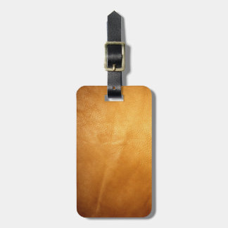Genuine | Leather | Photography | Personalized Bag Tag